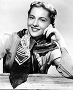 Fontaine Prints - Joan Fontaine, Paramount Pictures, 1945 Print by Everett
