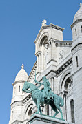 Sacre Coeur Art - Joan of Arc VI by Fabrizio Ruggeri