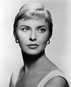 1950s Portraits Prints - Joanne Woodward, Ca. 1950s Print by Everett