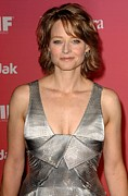 Jodie Foster Prints - Jodie Foster At Arrivals For Women Print by Everett