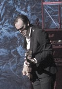 Todd Sherlock Framed Prints - Joe Bonamassa Framed Print by Todd Sherlock