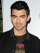 Joe Jonas In Attendance For The 7th Print by Everett