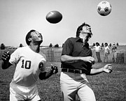 Pele Photos - Joe Namath (1943- ) by Granger