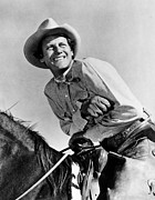 Mccrea Framed Prints - Joel Mccrea, 1940 Framed Print by Everett
