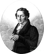 Goethe Prints - Johann Wolfgang Von Goethe, German Print by Science Source