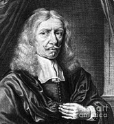 Discovered Photo Prints - Johannes Hevelius, Polish Astronomer Print by Science Source