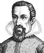 Fundamental Framed Prints - Johannes Kepler, German Mathematician Framed Print by Science Source