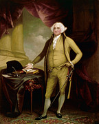 Breeches Photos - John Adams (1735-1826) by Granger