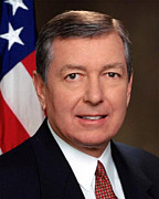 Ashcroft Posters - John Ashcroft, The 79th United States Poster by Everett