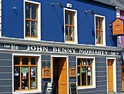Irish Photo Prints - John Benny Print by Teresa Mucha