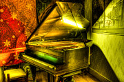Chopin Prints - John Broadwood and Sons Grand Piano Print by Semmick Photo