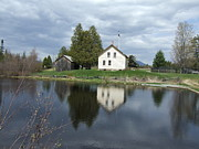 Lake Placid Ny Photos - John Brown Farm State Historic Site by Charles Uzzell