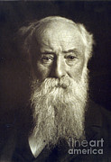 Activism Prints - John Burroughs, American Naturalist Print by Photo Researchers