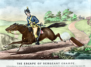 Redcoat Art - John Champe (1752-1798) by Granger