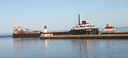 Duluth Art - John D. Leitch Ship by Lori Tordsen