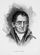 Theory Prints - John Dalton, English Chemist Print by Science Source