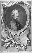 Dryden Framed Prints - John Dryden, English Poet And Playwright Framed Print by Middle Temple Library