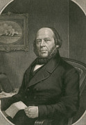 Condenser Prints - John Ericsson, Swedish-american Inventor Print by Photo Researchers
