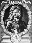 Godfrey Framed Prints - John Erskine (1675-1732) Framed Print by Granger