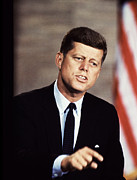 1960s Art - John F. Kennedy 1917-1963, U.s by Everett