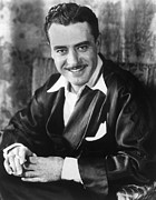 Cigarette Photos - John Gilbert With A Cigarette by Everett