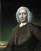 Watchmaker Photos - John Harrison (1693-1776) by Granger