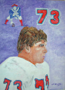 Patriots Painting Originals - John Hog Hannah by William Bowers