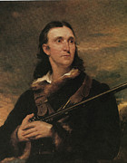 John James Audubon, French-american Print by Photo Researchers