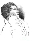 Romantic Movement Prints - John Keats, English Romantic Poet Print by Photo Researchers