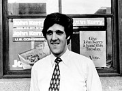 Candidate Photos - John Kerry Candidate For Congress, 1972 by Everett