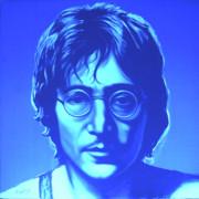 John Lennon Print by Agris Rautins