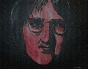 Beatles Digital Art - John Lennon Reborn by Mark Moore