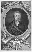 Self-portrait Photos - John Locke, English Philosopher by Middle Temple Library