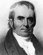 John Marshall, 1755-1835, Chief Justice Print by Everett