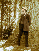 Naturalist Posters - John Muir, Scottish-american Naturalist Poster by Science Source