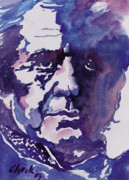 Cash Paintings - John R. Cash by Chuck Creasy