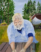 Sooke Originals - John Up to something again  by Lennart Osterlind