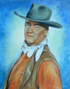 Theresa McFarlane Stites - John Wayne The Duke