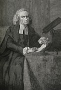 Winthrop Prints - John Winthrop, Us Astronomer Print by Science, Industry & Business Librarynew York Public Library