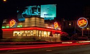 Advertising Photographer Atlanta Framed Prints - Johnny Rockets Atlanta Framed Print by Corky Willis Atlanta Photography