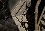 Stone Steps Art - Johnnys In The Basement by Odd Jeppesen