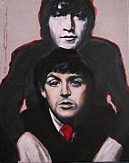 Mccartney Art - Johns Ghost by Eric Dee