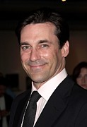 Directors Guild Of America (dga) Theater Posters - Jon Hamm At Arrivals For Mad Men Season Poster by Everett