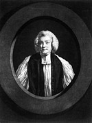 Clergyman Framed Prints - Jonathan Shipley (1714-1788) Framed Print by Granger