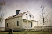 Alexandria Virginia Prints - Jones Point Lighthouse Print by Susan Isakson