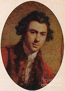 Naturalist Posters - Joseph Banks, English Naturalist Poster by Science Source