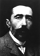 Author Prints - Joseph Conrad, 1857-1924 Author, 1904 Print by Everett