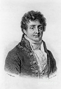Century Series Framed Prints - Joseph Fourier, French Mathematician Framed Print by Photo Researchers, Inc.