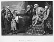Joseph Interpreting Dream Print by Granger
