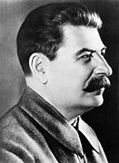 Stalin Photos - Joseph Stalin, Secretary-general by Everett